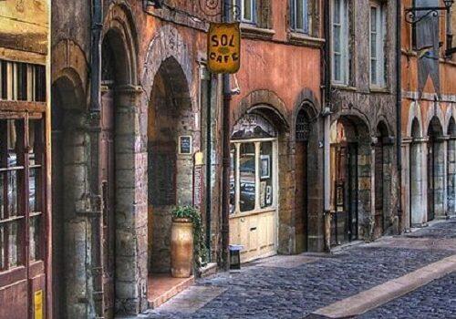 Tres lugares de obligada visita en Lyon 6