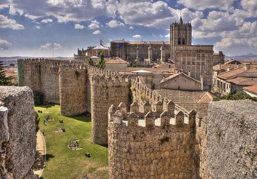Ruta por las iglesias de Ávila 1