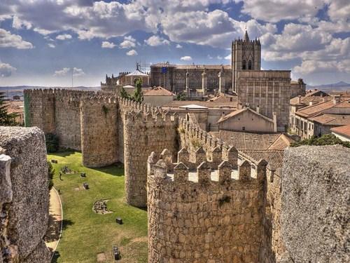 Ruta por las iglesias de Ávila