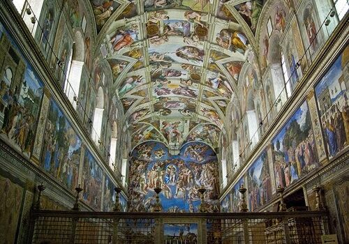 Visitar la Capilla Sixtina en Roma 6