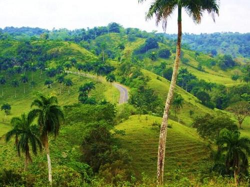 Jamao al Norte, naturaleza en la República Dominicana
