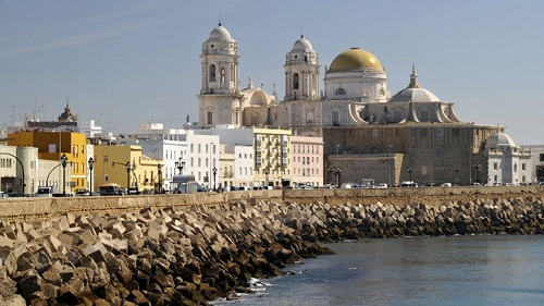 Cádiz patrimonial. Sus monumentos más interesantes 1