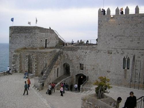 castillo-peñiscola