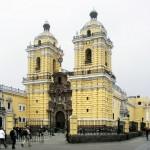 Los edificios religiosos más singulares de Lima