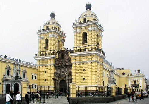 Los edificios religiosos más singulares de Lima 1