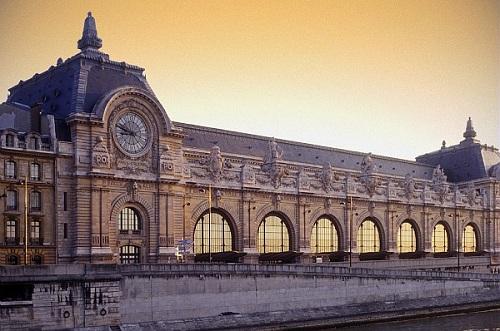 Museo de Orsay de París 7