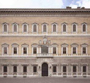 Palacio Farnesio de Roma 2