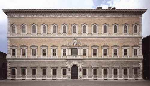 Palacio Farnesio de Roma 1