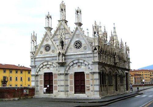 Rincones singulares de Pisa 1