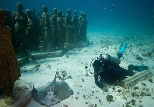 Bucear en Cancún 4