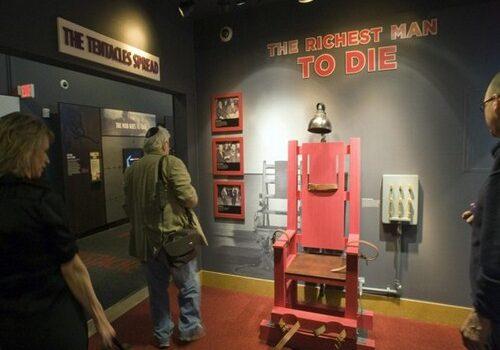 Mob Museum, Museo de la Mafia en Las Vegas 1