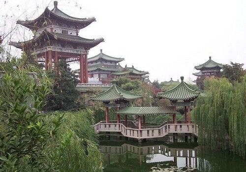 El Parque Jingshan en Pekín 4