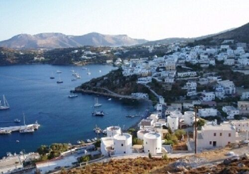 Patmos, la isla más religiosa de Grecia 6