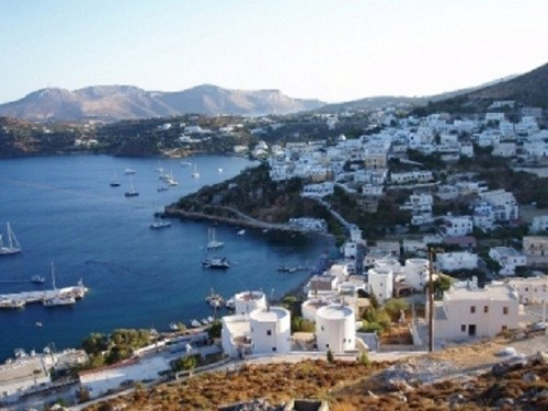 Patmos, la isla más religiosa de Grecia