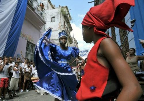 El Festival de Raíces Africanas Wemilere en Cuba