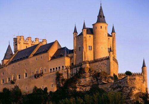 El Alcázar de Segovia 1