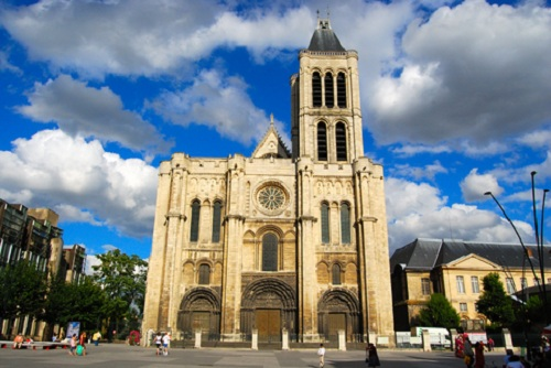 Basílica de Saint-Denis de París 5