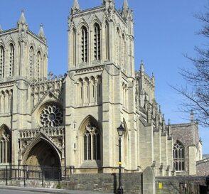 Brístol, ciudad histórica inglesa 1