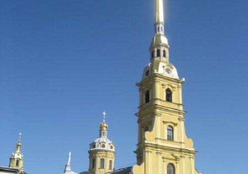La Catedral de San Pedro y San Pablo de San Petersburgo 2