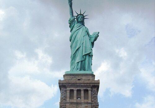Estatua de la Libertad, símbolo de Nueva York 1