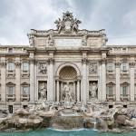 Fontana de Trevi, símbolo de Roma
