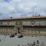 El Hospital de los Reyes Católicos de Santiago de Compostela