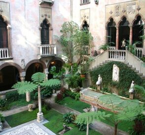 Museo Isabella Stewart Gardner de Boston 1