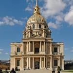 El Palacio Nacional de los Inválidos de París