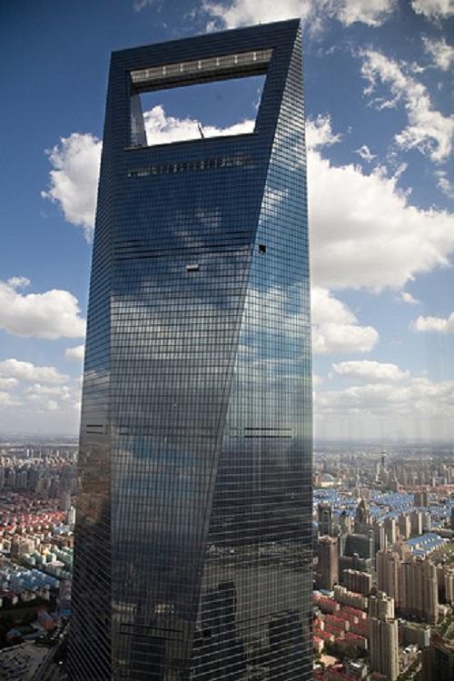 rascacielos-shangai