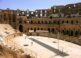 El Anfiteatro de El Djem en Túnez 1