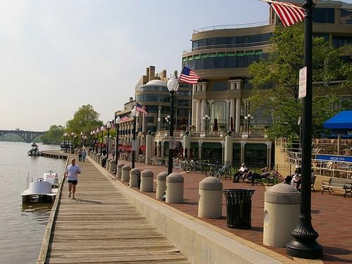 Georgetown, el barrio más antiguo de Washington
