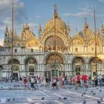 La espectacular Basílica de San Marcos de Venecia