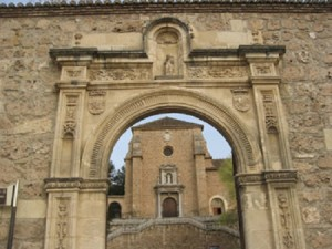 Descubre el Monasterio de La Cartuja de Granada