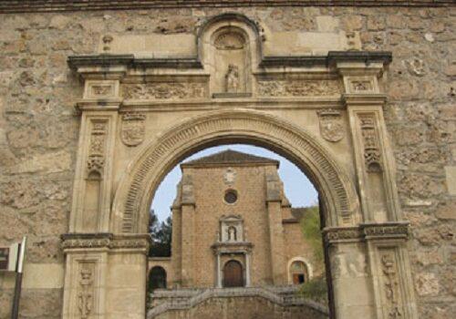 Descubre el Monasterio de La Cartuja de Granada 8