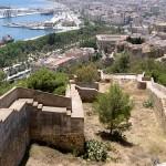 Gibralfaro, lugar con encanto de Málaga