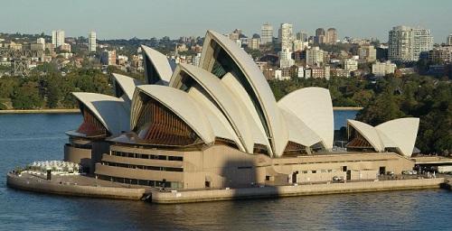 La Ópera, símbolo de Sidney 3