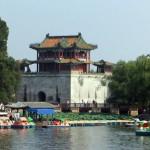 El Palacio de Verano de Pekín