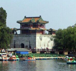 El Palacio de Verano de Pekín 2