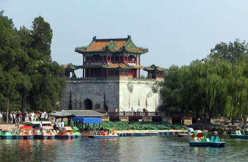El Palacio de Verano de Pekín 3
