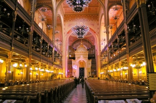 Gran Sinagoga de Budapest 5