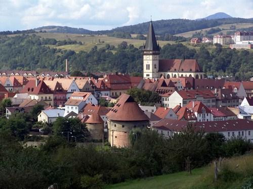 Bardejov, vacaciones de placer en Eslovaquia