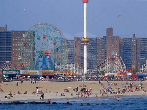 Coney Island, la feria histórica de Nueva York