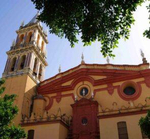 La Iglesia de Santa Ana en Triana, Sevilla 2
