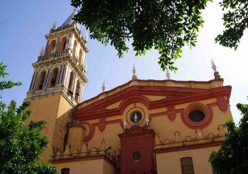 La Iglesia de Santa Ana en Triana, Sevilla 7