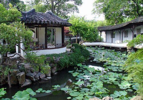 Suzhou y sus jardines clásicos, en China 2