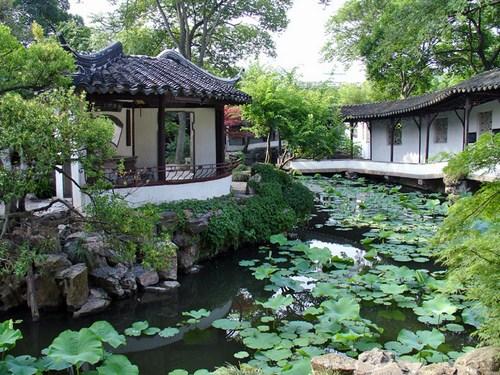 Suzhou y sus jardines clásicos, en China
