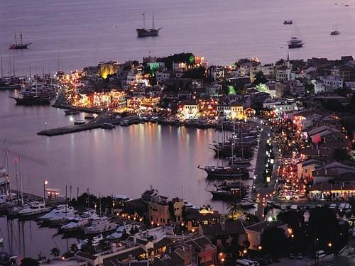 Mármaris, vacaciones de crucero en Turquía