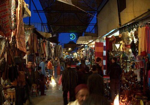 La Medina de Rabat en Marruecos 2