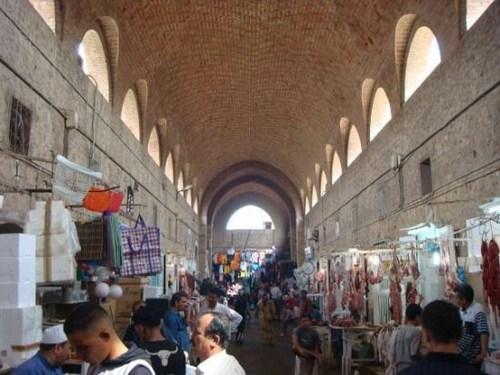La Medina de Sfax en Túnez