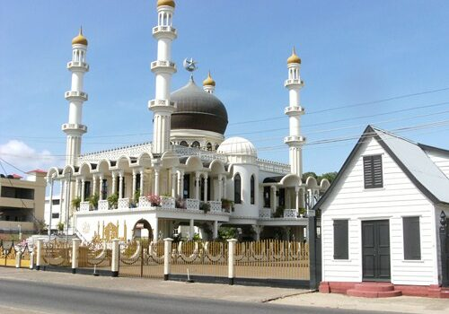 Paramaribo, la capital de Surinam 9
